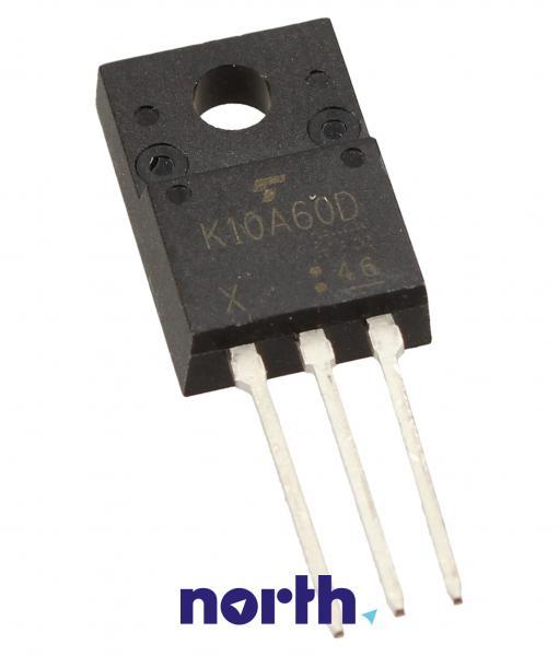 TK10A60D Tranzystor SC-67 (N-Channel) 600V 10A,0