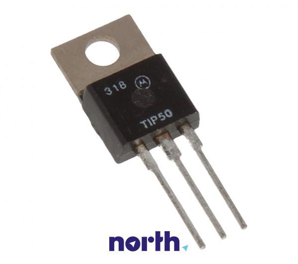 TIP50 Tranzystor TO-220 (npn) 400V 1A 10MHz,0