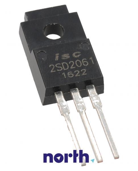 2SD2061 Tranzystor SOT-186 (npn) 60V 3A 8MHz,0
