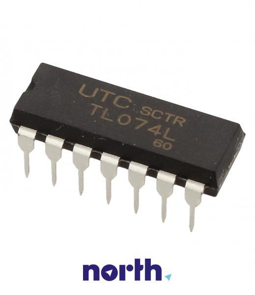 TL074N Układ scalony IC,0