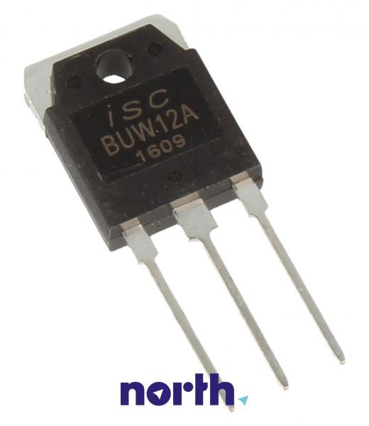 BUW12A Tranzystor TO-3P (npn) 450V 8A 1.25MHz,0
