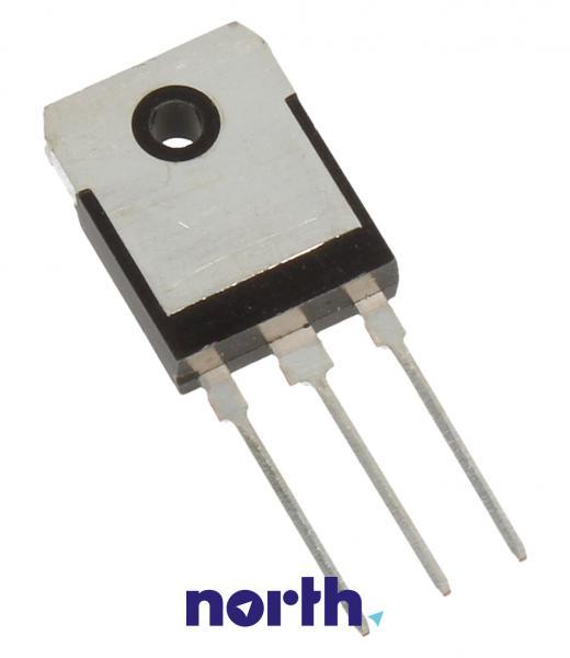 BUW12A Tranzystor TO-3P (npn) 450V 8A 1.25MHz,1