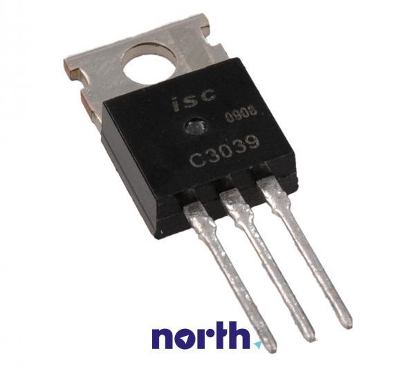 2SC3039 Tranzystor TO-220 (npn) 400V 7A 20MHz,0