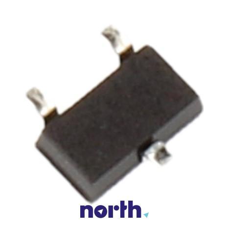 DTC124K Tranzystor SOT-23 (npn) 50V 100mA 1MHz,1