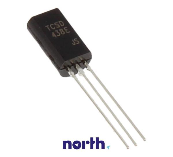 2SD438 Tranzystor TO-92 (npn) 80V 0.7A 100MHz,0