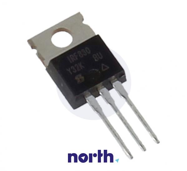 IRF830 Tranzystor TO-220 (n-channel) 500V 4.5A 125MHz,0