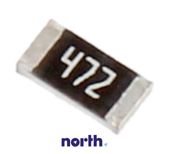 4.7K | 0.25W | Rezystor metalizowany SMD,0