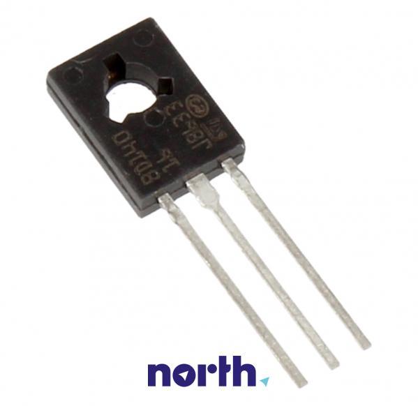 BD140-16 Tranzystor TO-126 (pnp) 80V 1.5A 50MHz,0