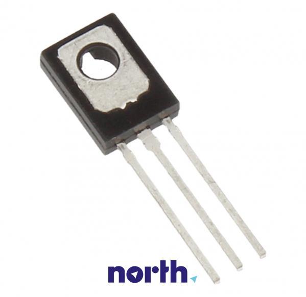 BD140-16 Tranzystor TO-126 (pnp) 80V 1.5A 50MHz,1