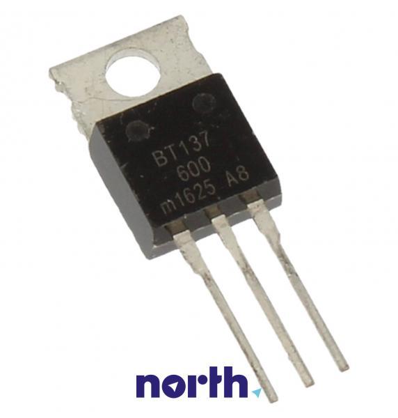 BT137-600 Triak ,0