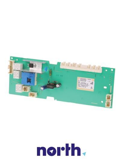 Moduł elektroniczny skonfigurowany do pralki Siemens 00668831,0