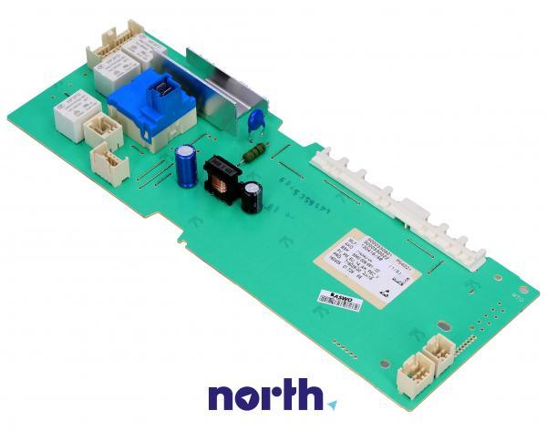 Moduł elektroniczny skonfigurowany do pralki Siemens 00668831,1