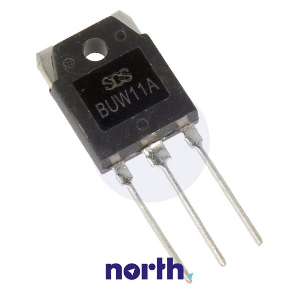 BUW11A Tranzystor TO-3P (npn) 450V 5A 2MHz,0