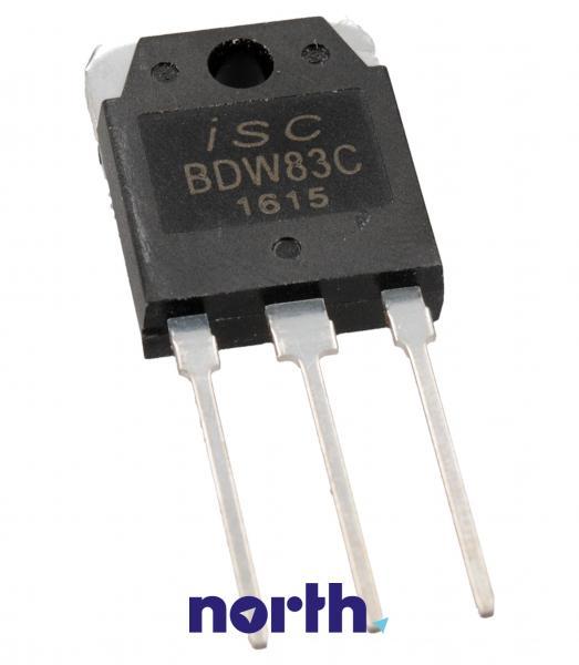 BDW83C Tranzystor TO-3P (npn) 100V 15A 142kHz,0