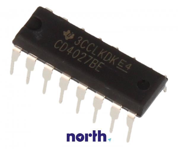 4027 Układ scalony IC,0