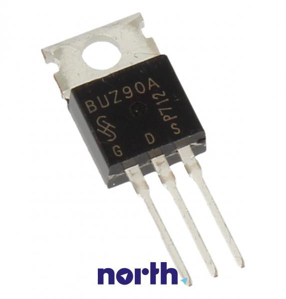 BUZ90A Tranzystor TO-220AB (n-channel) 600V 4A 5MHz,0