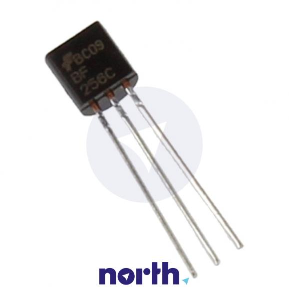 BF256C Tranzystor TO-92 (n-channel) 30V 0.01A,0
