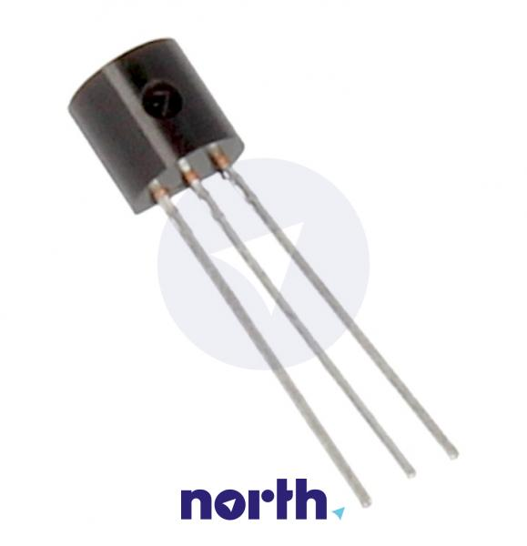 BF256C Tranzystor TO-92 (n-channel) 30V 0.01A,1