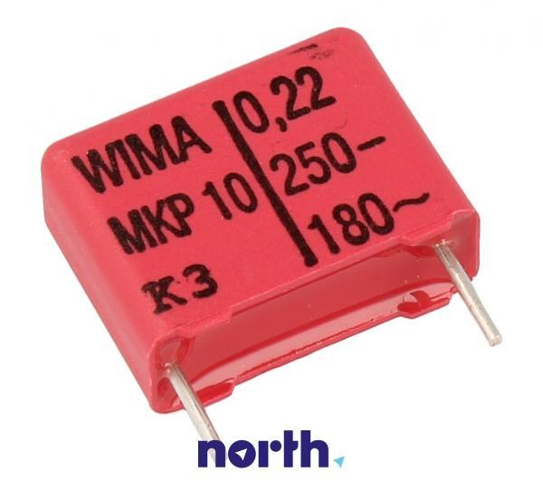 220nF   250V Kondensator impulsowy MKP10 WIMA 14mm,0