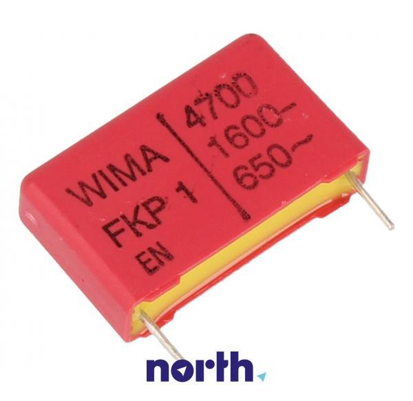 4.7nF | 1600V Kondensator impulsowy FKP1 WIMA 16.5mm,0