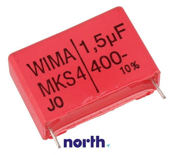 1.5uF | 400V Kondensator impulsowy MKS4 WIMA,0