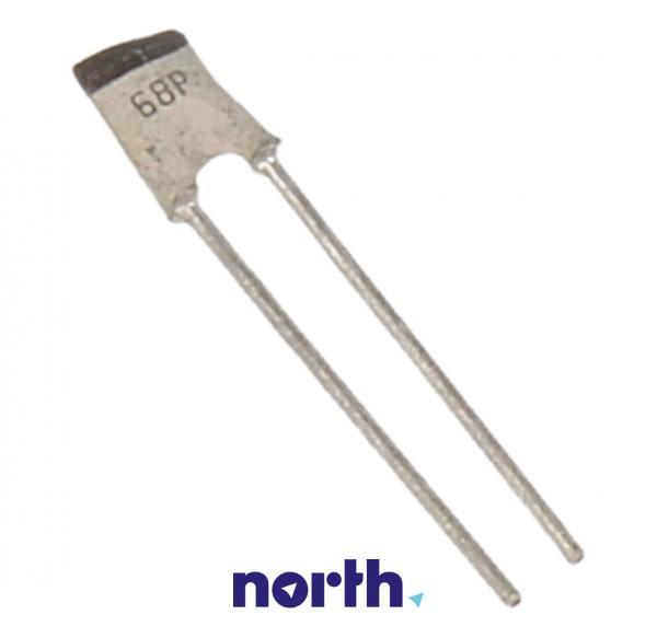 68pF | 500V Kondensator ceramiczny,0
