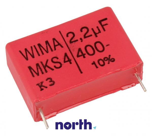 2.2uF | 400V Kondensator impulsowy MKS4 WIMA,0