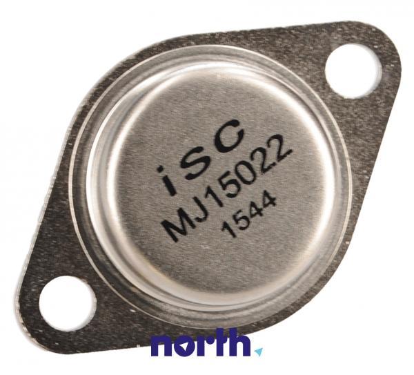 MJ15022 Tranzystor TO-3 (npn) 200V 16A 4MHz,0