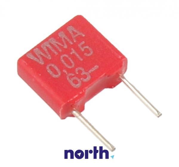 0.015uF   63V Kondensator impulsowy MKS2 WIMA,0