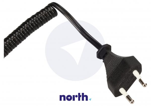 Przewód | Kabel zasilający spiralny do golarki Braun,2