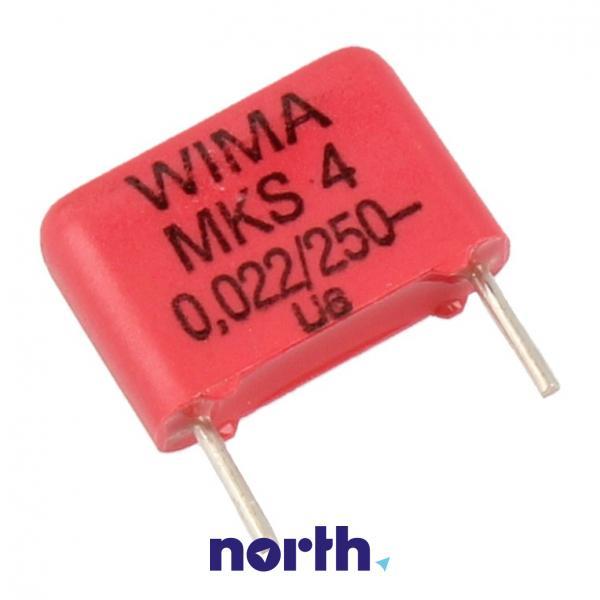 0.022uF | 250V Kondensator impulsowy MKS4 WIMA,0
