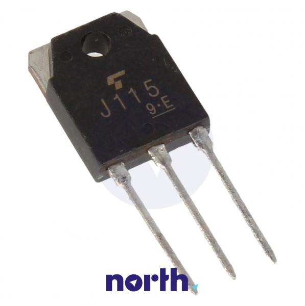 2SJ115 Tranzystor TO-3P (p-channel) 160V 8A,0