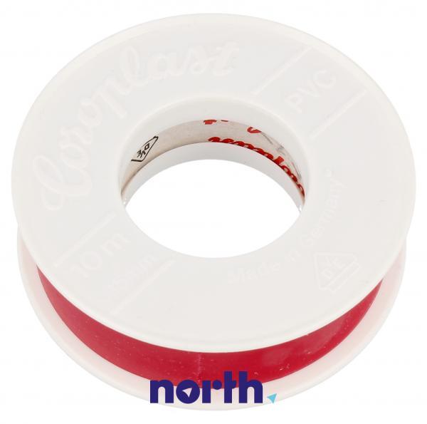 Taśma izolacyjna 15mm 10m (czerwona) Coroplast,0