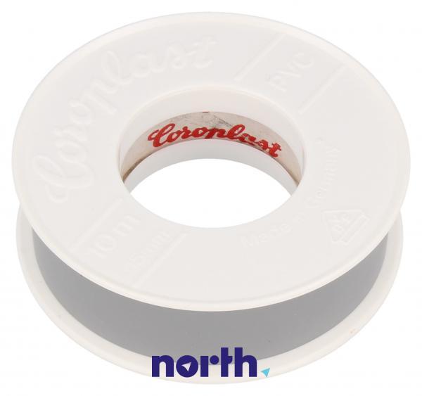 Taśma izolacyjna 15mm 10m (szara) Coroplast,0
