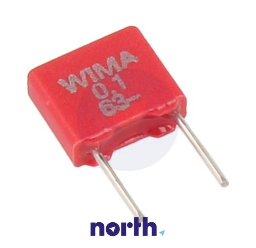0.1uF | 63V Kondensator impulsowy MKS2 WIMA,0