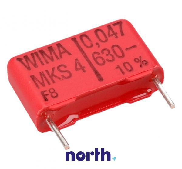 0.047uF | 630V Kondensator impulsowy MKS4 WIMA,0