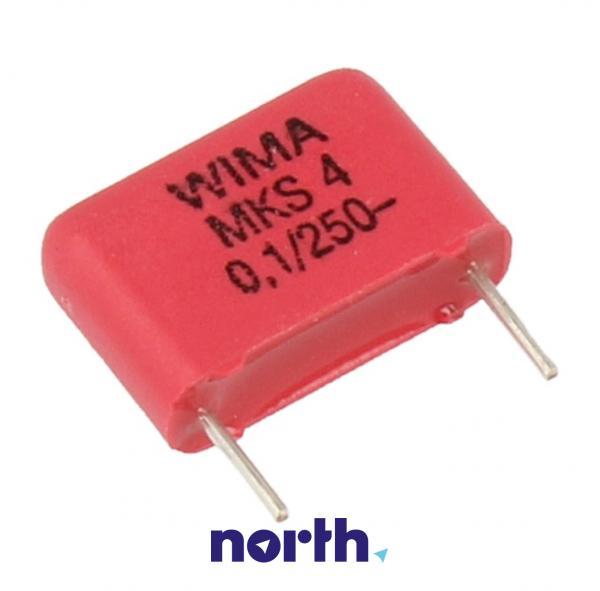 100nF | 250V Kondensator impulsowy MKS4 WIMA,0
