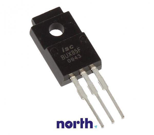 BUX85F Tranzystor SOT-186 (npn) 450V 2A,0