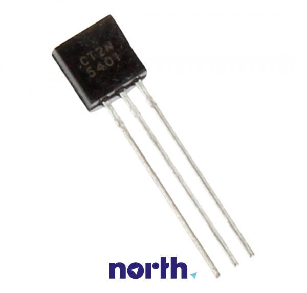 2N5401 Tranzystor TO-92 (pnp) 150V 300A 300MHz,0