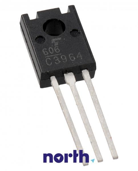 2SC3964 Tranzystor TO-126 (npn) 40V 2A 220MHz,0