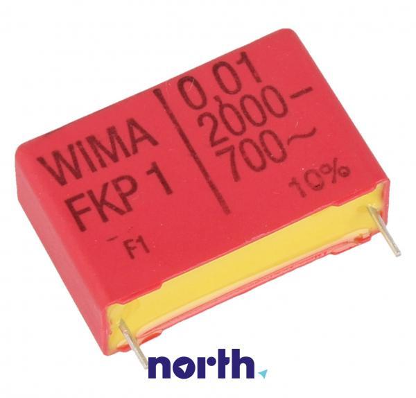 10nF | 2000V Kondensator impulsowy FKP1 WIMA,0