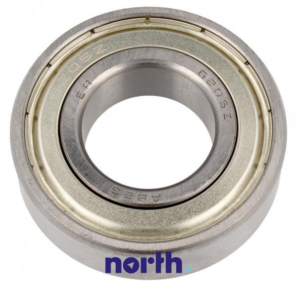 Łożysko kulkowe kurzoodporne 6205ZZ do pralki Whirlpool,0