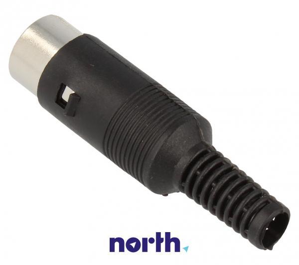 Wtyk DIN 6 pin 240°,1