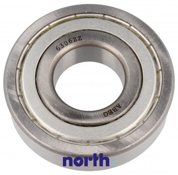 Łożysko kulkowe kurzoodporne 6306ZZ do pralki Zanker,0