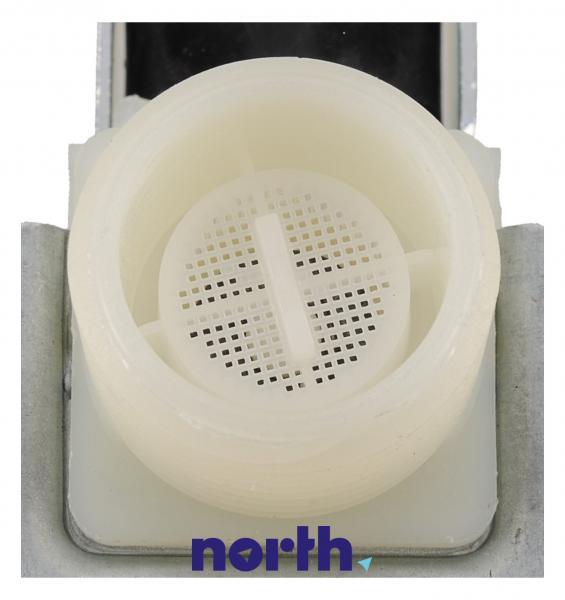 Elektrozawór pojedynczy do pralki Whirlpool,3