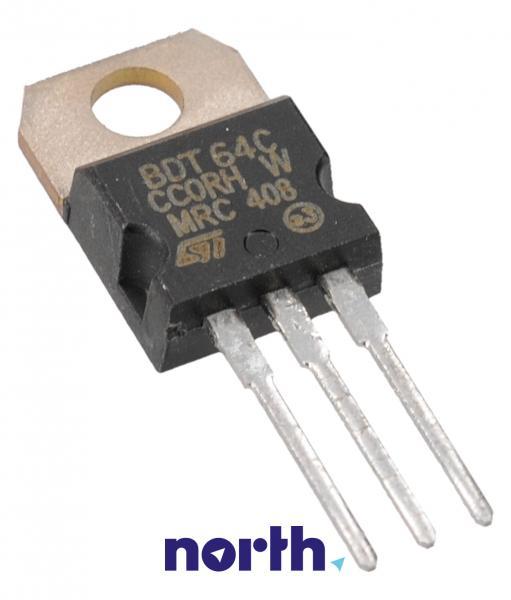 BDT64C Tranzystor TO-220 (pnp) 120V 12A 20MHz,0