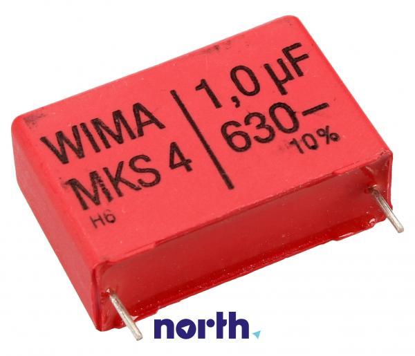 1uF | 630V Kondensator impulsowy MKS4 WIMA,0