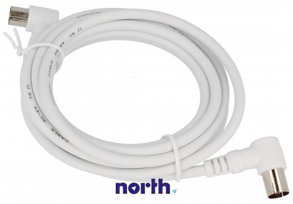 Kabel antenowy 2.5m (wtyk/gniazdo) standard,0