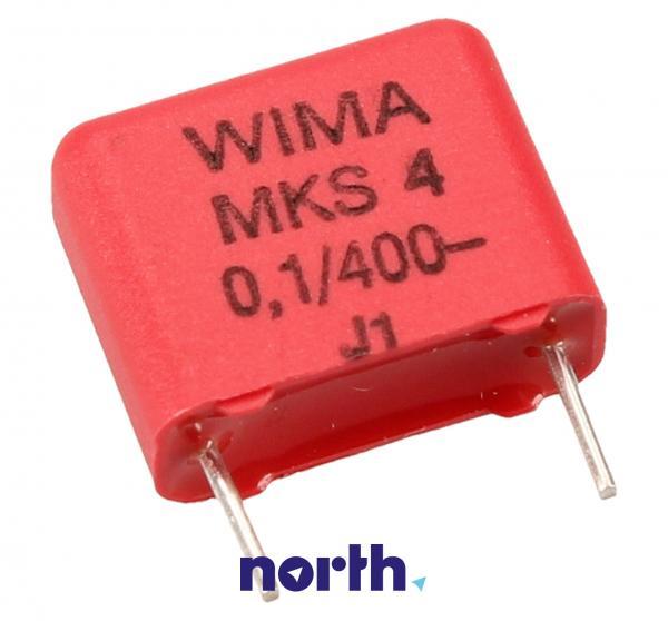 0.1uF   400V Kondensator impulsowy MKS4 WIMA,0