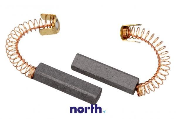 Szczotka do silnika (węglowa) - 2szt. do odkurzacza 6mm,0